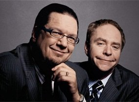 Penn & Teller's Secrets of the Universe