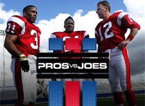 Watch pros vs. Joes: all stars season 5 episode 3 online | sheknows.