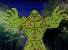 Swamp Thing: The Animated Series