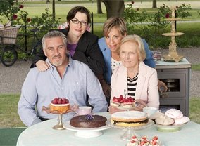 The Great British Bake Off - An Extra Slice