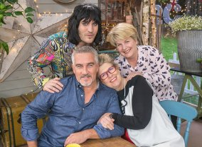The Great Celebrity Bake Off