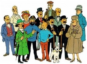 The New Adventures of Tintin