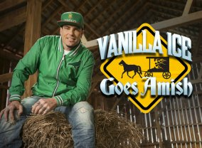 Vanilla Ice Goes Amish