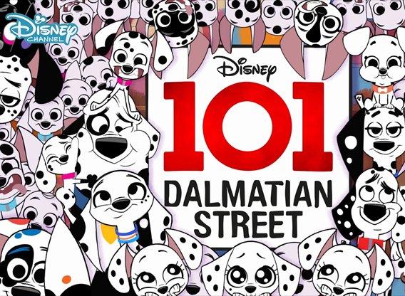 101 Dalmatian Street TV Show Air Dates & Track Episodes