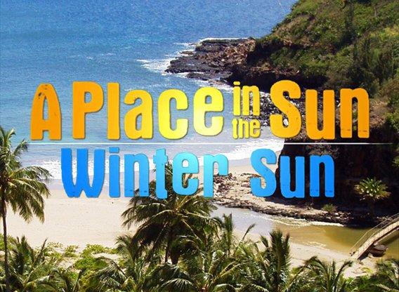 A Place In The Sun: Winter Sun TV Show