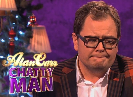 Alan Carr: Chatty Man TV Show Air Dates & Track Episodes