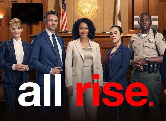 All Rise TV Show - Season 1 Episodes List - Next Episode