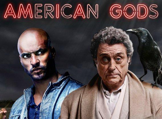 American Gods American-gods