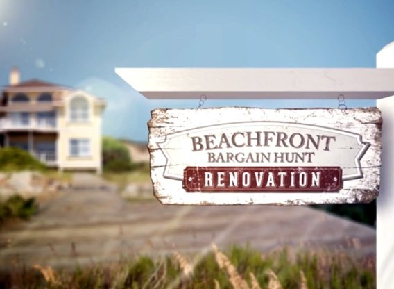 Beachfront Bargain Hunt Renovation