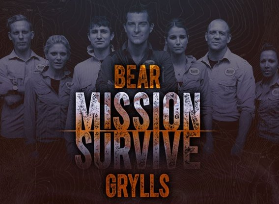 Bear Grylls: Mission Survive
