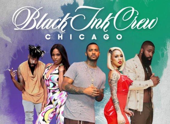 New black ink crew chicago