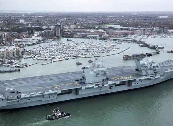 Britain's Biggest Warship - Season 1 Episodes List - Next ...
