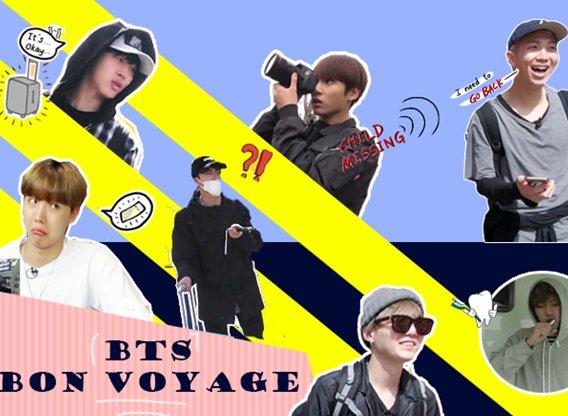 BTS: Bon Voyage TV Show - Season 3 Episodes List - Next Episode