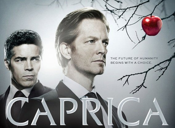 Caprica TV Show Air Dates & Track Episodes - Next Episode