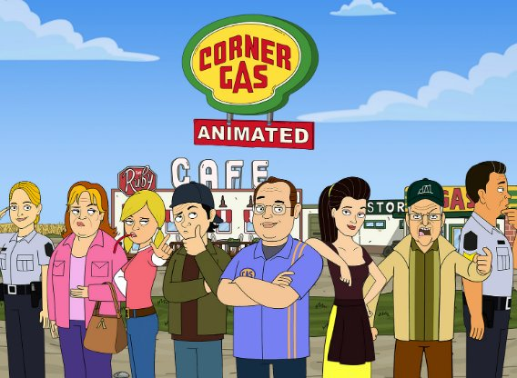 corner gas animated tv show air dates  u0026 track episodes