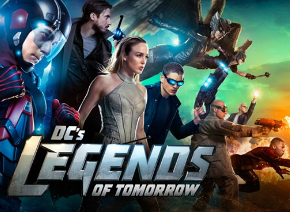 dcs legends of tomorrow besetzung