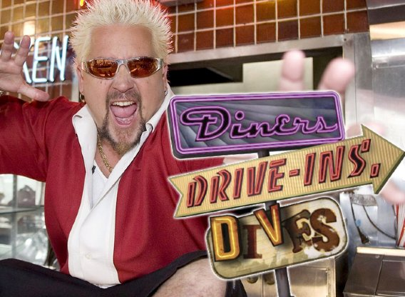 Diners, Drive-Ins, & Dives