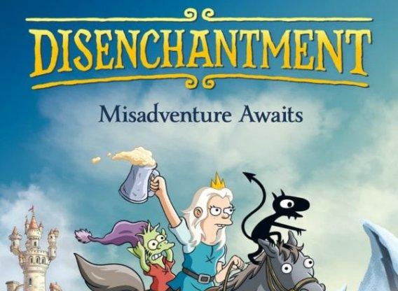 imdb disenchantment