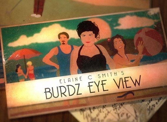 Elaine C Smith's Burdz Eye View TV Show - Season 3 Episodes List