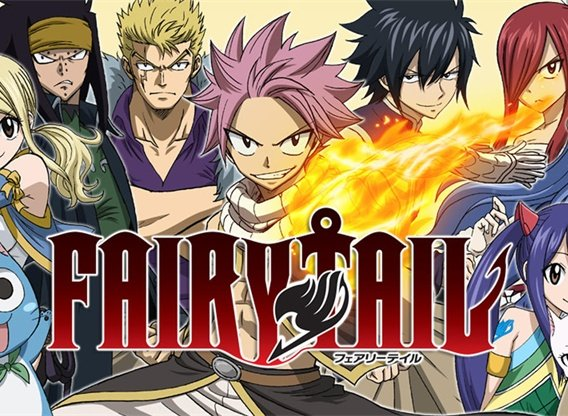 Fairy Tail TV Show Air Dates & Track Episodes - Next Episode