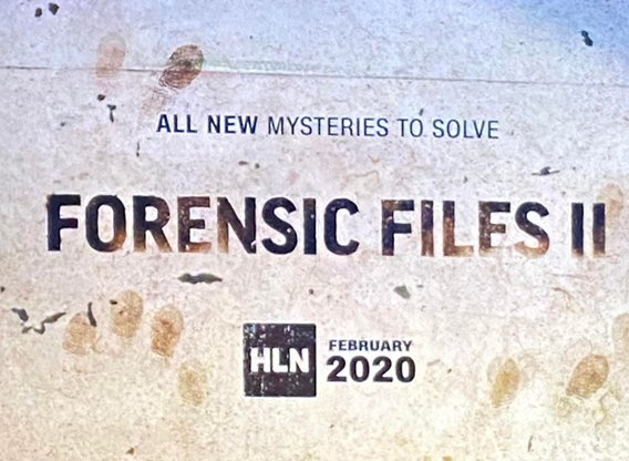 Forensic Files Ii Tv Show Season 1 Episodes List Next Episode