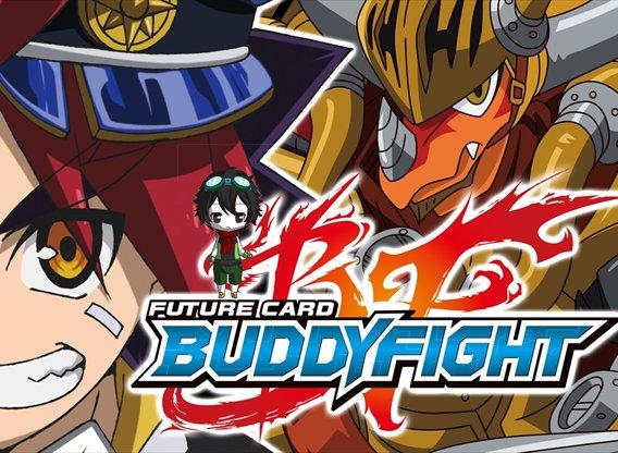 Future Card Buddyfight TV Show Air Dates & Track Episodes