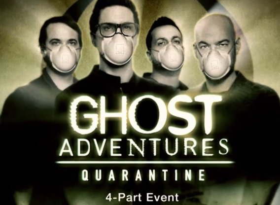 Ghost Adventures: Quarantine