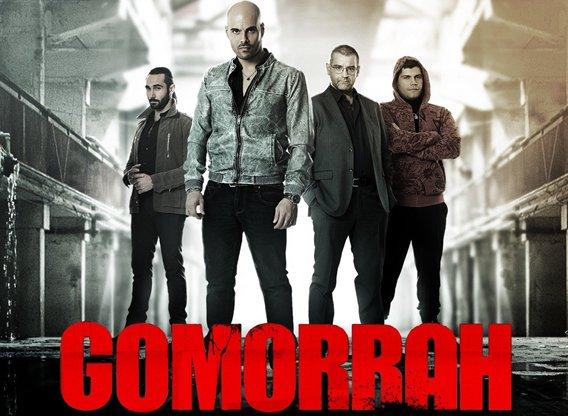 Gomorra TV Show Air Dates & Track Episodes - Next Episode