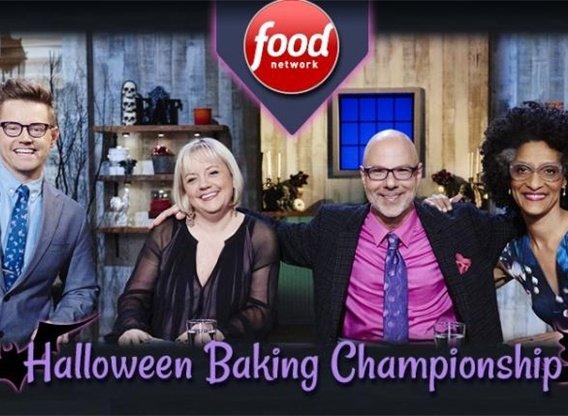 Halloween Baking Championship TV Show Trailer , Next Episode