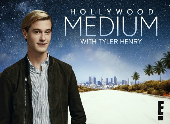 Image result for tyler henry hollywood medium