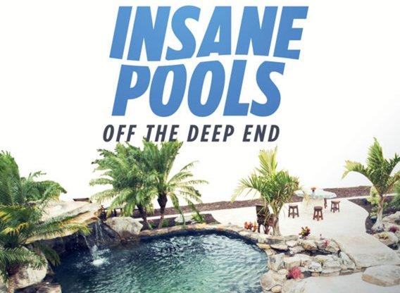 Insane Pools Deeper Dive Tv Show Season 3 Episodes List