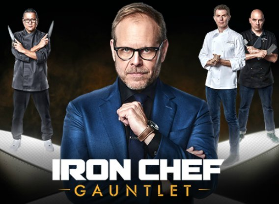 Iron Chef Gauntlet Tv Show Air Dates Amp Track Episodes
