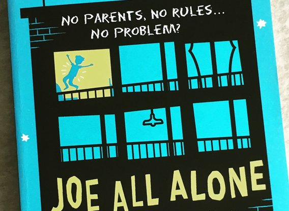 Joe All Alone TV Show Air Dates & Track Episodes - Next Episode