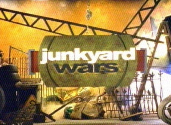 Junkyard Wars Tv Show Season 2 Episodes List Next Episode