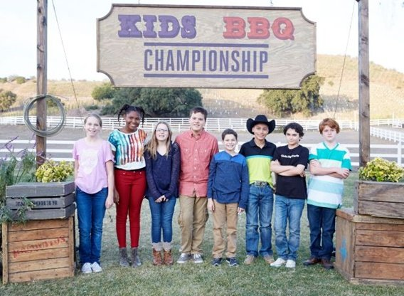 Kids BBQ Championship: The Search for the Next Generation Grill Master