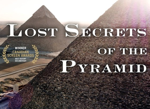 Lost Secrets Of The Pyramid