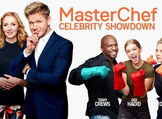 Terry Crews, Boris Kodjoe get cookin' in 'MasterChef ...