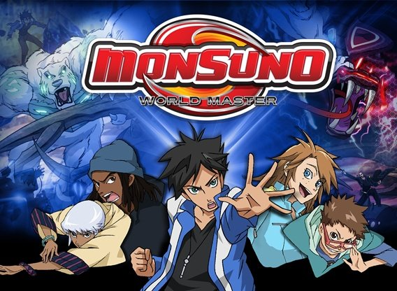 monsuno season 2 episode 7