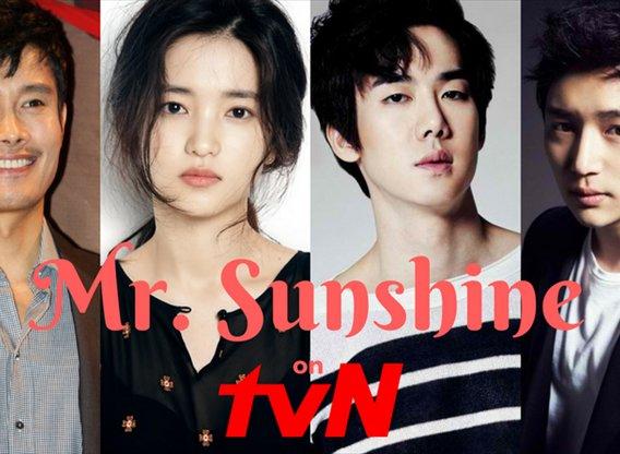 Mr  Sunshine (2018) TV Show Air Dates & Track Episodes