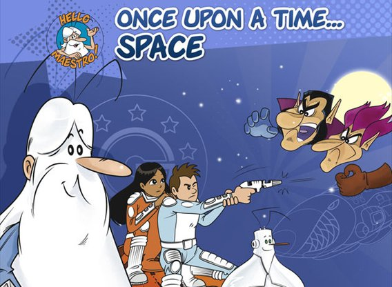 Once Upon a Time... Space