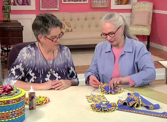 Quilting Arts Tv Season 17 Episodes List Next Episode