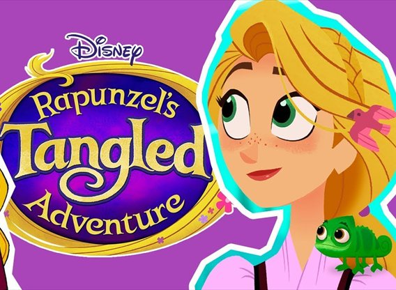 Rapunzel S Tangled Adventure Tv Show Air Dates Amp Track