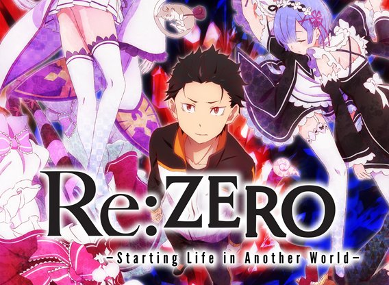 Re zero staffel 2