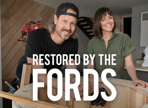 Image result for restored by the fords
