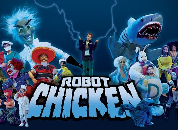 robot chicken season 9 episode 21
