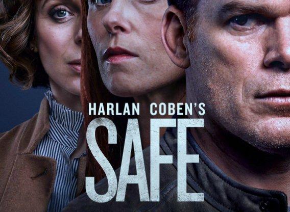 Safe TV Show Air Dates & Track Episodes - Next Episode