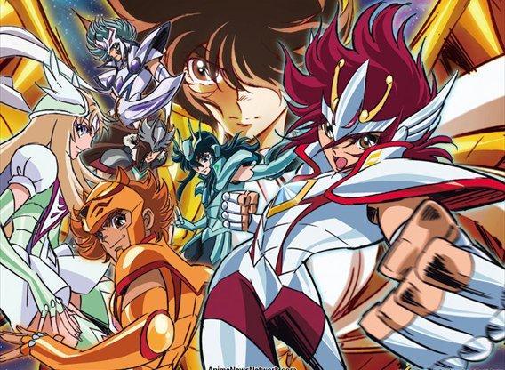 Saint Seiya Omega TV Show Air Dates & Track Episodes - Next