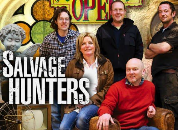 Lovac na starine - SALVAGE HUNTERS Salvage-hunters