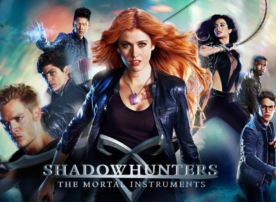 Bilderesultat for shadowhunters