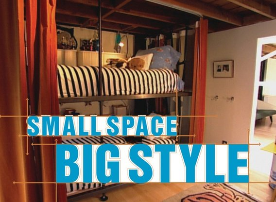 Small Space, Big Style - Season 3 Episodes List - Next Episode